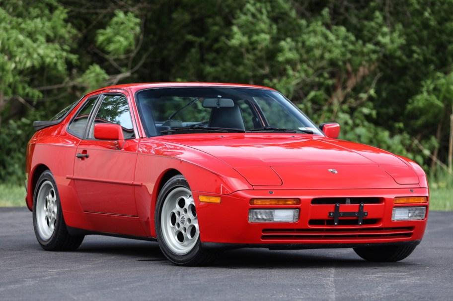 1986 Porsche 944 Turbo