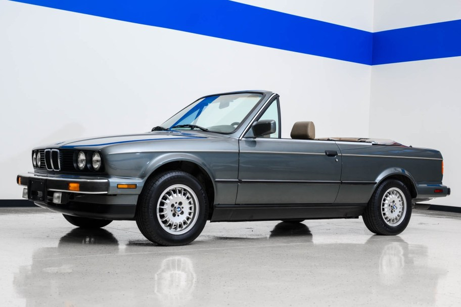 1987 BMW 325i Convertible 5-Speed