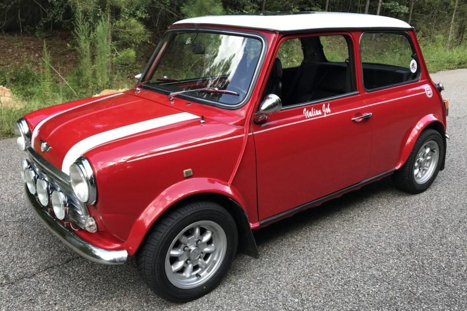 1991 Rover Mini Cooper 1.3