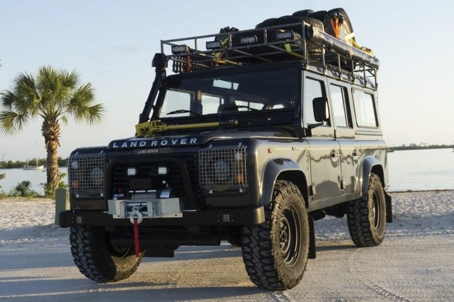 1995 Land Rover Defender 110 300Tdi