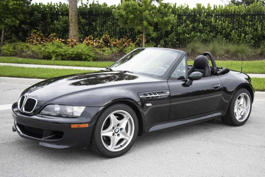 13k-Mile 1999 BMW M Roadster