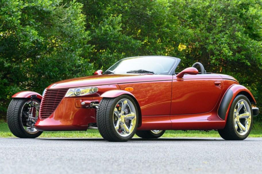 6k-Mile 2002 Chrysler Prowler
