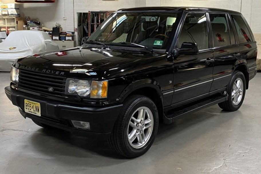 48k-Mile 2002 Land Rover Range Rover
