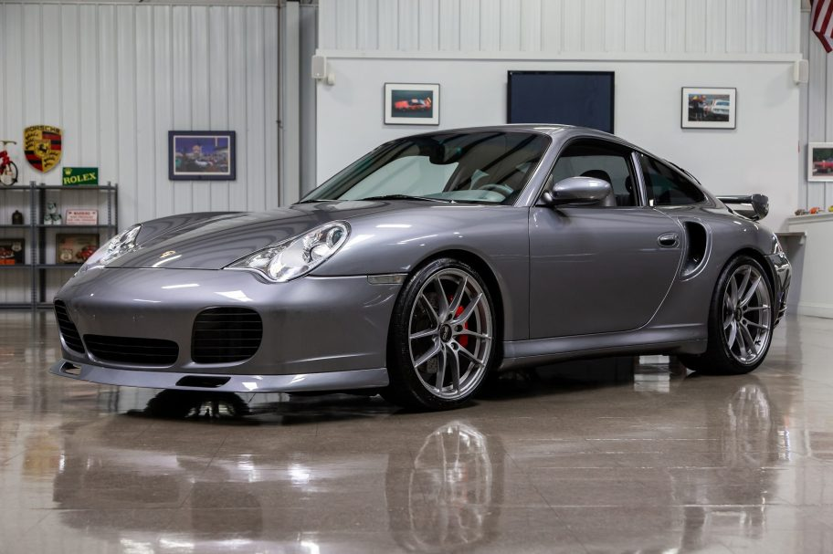 12k-Mile 2002 Porsche 911 Turbo