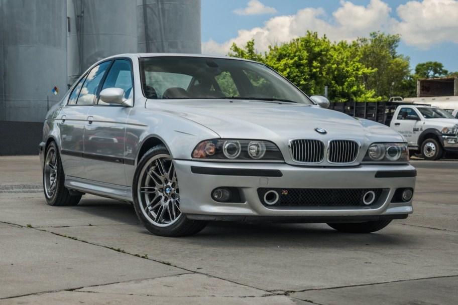 No Reserve: 2003 BMW M5