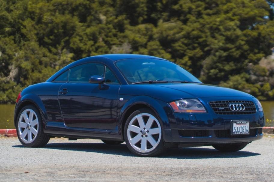 2005 Audi TT Coupe Quattro 6-Speed