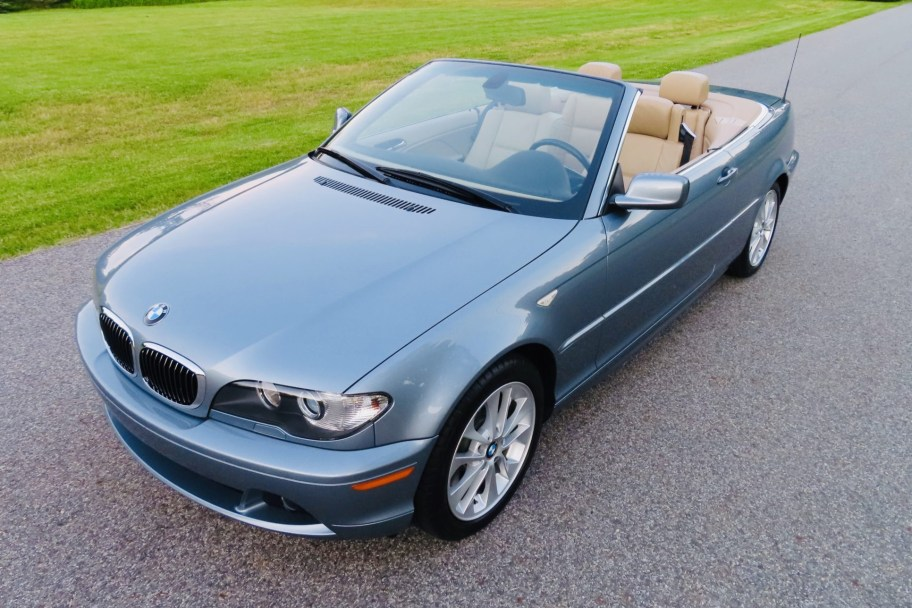 No Reserve: 42k-Mile 2006 BMW 330Ci Convertible