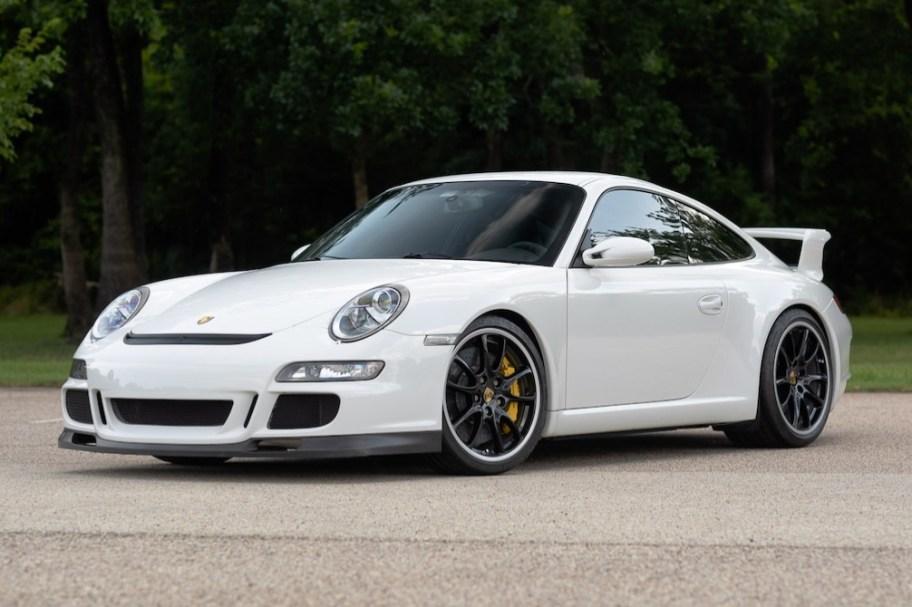 26k-Mile 2007 Porsche 911 GT3
