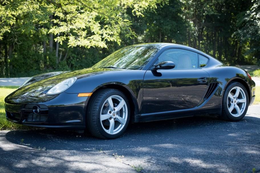 No Reserve: 2008 Porsche Cayman