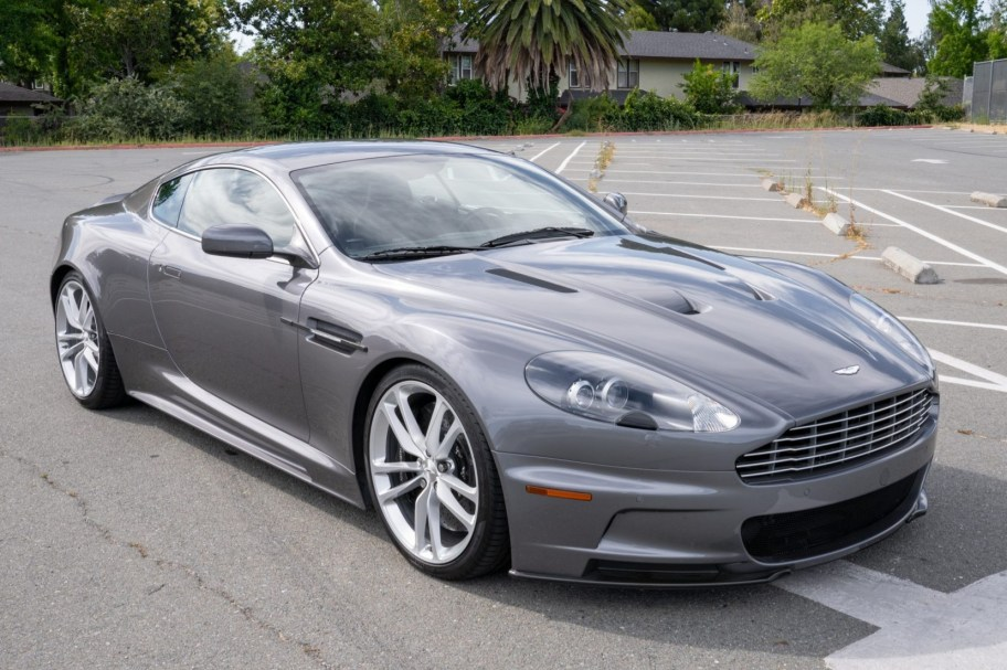 13k-Mile 2009 Aston Martin DBS 6-Speed