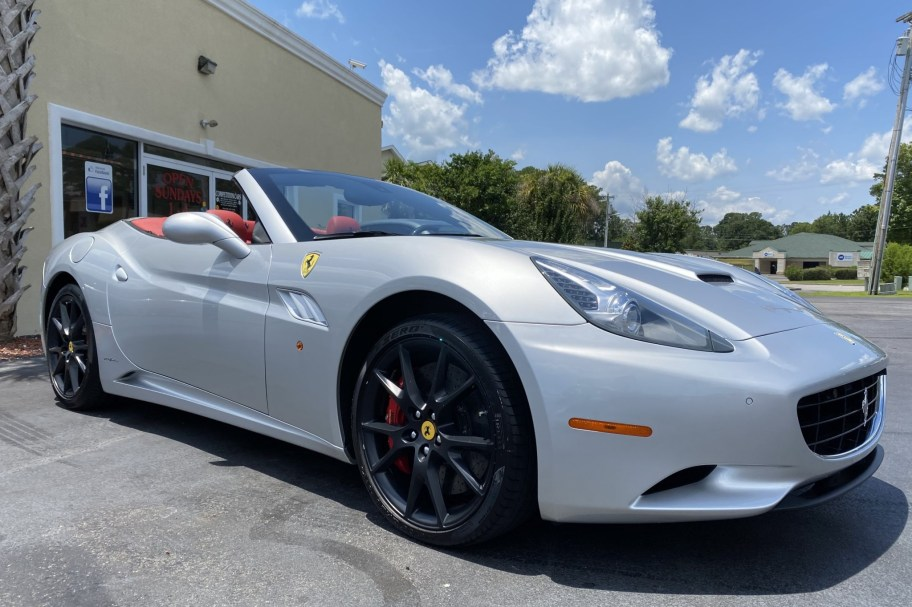 9k-Mile 2012 Ferrari California
