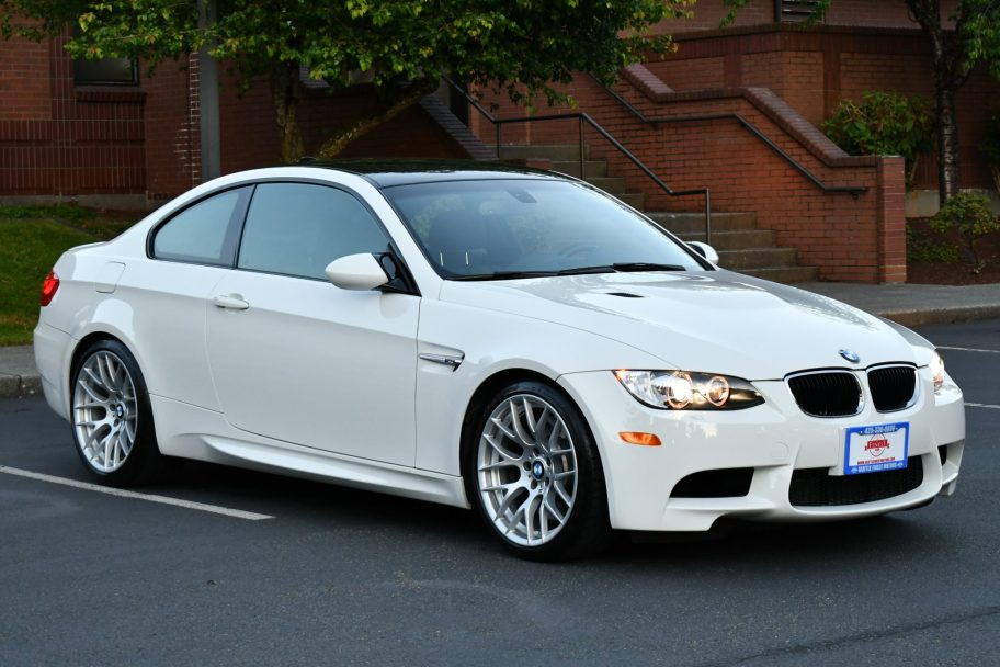14k-Mile 2013 BMW M3 Coupe Competition Package