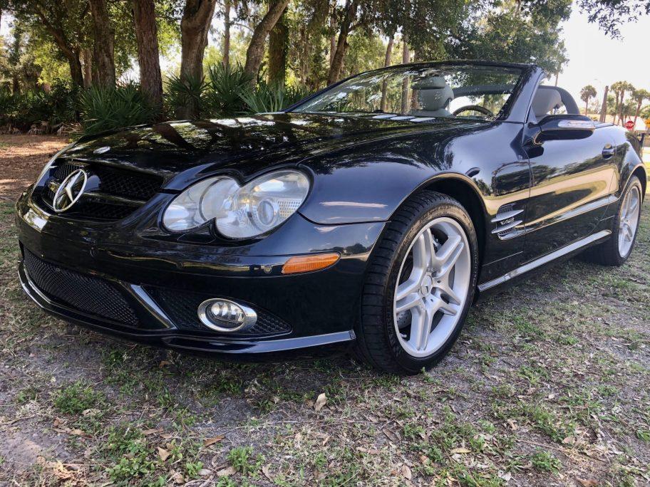 No Reserve: 2008 Mercedes-Benz SL600