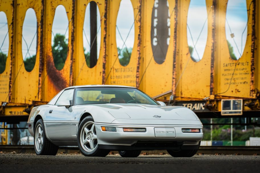 23k-Mile 1996 Chevrolet Corvette Convertible Collector Edition 6-Speed