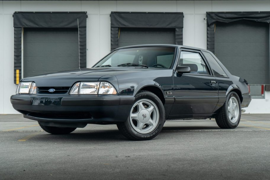 No Reserve: 1988 Ford Mustang LX 5.0 5-Speed