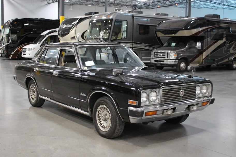 No Reserve: 1977 Toyota Crown Super Saloon 5-Speed