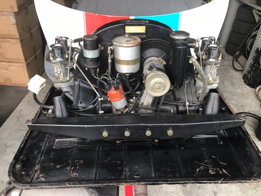 No Reserve: Porsche 912 Type 616/36 Engine