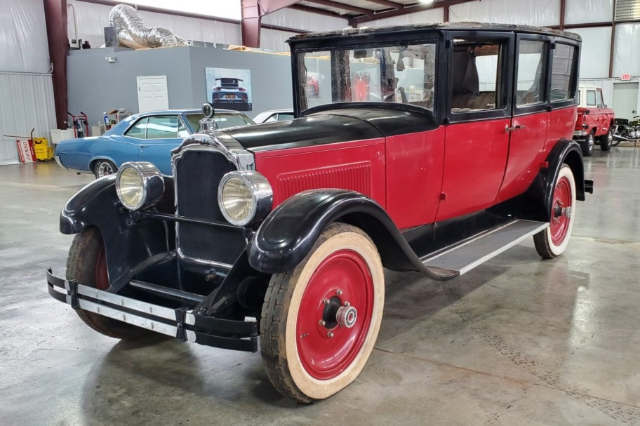 No Reserve: 1926 Packard Model 326 Sedan Project