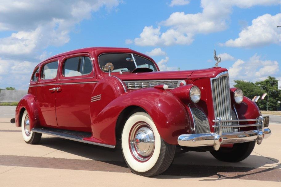 1940 Packard One-Eighty Super Eight Custom Touring Sedan