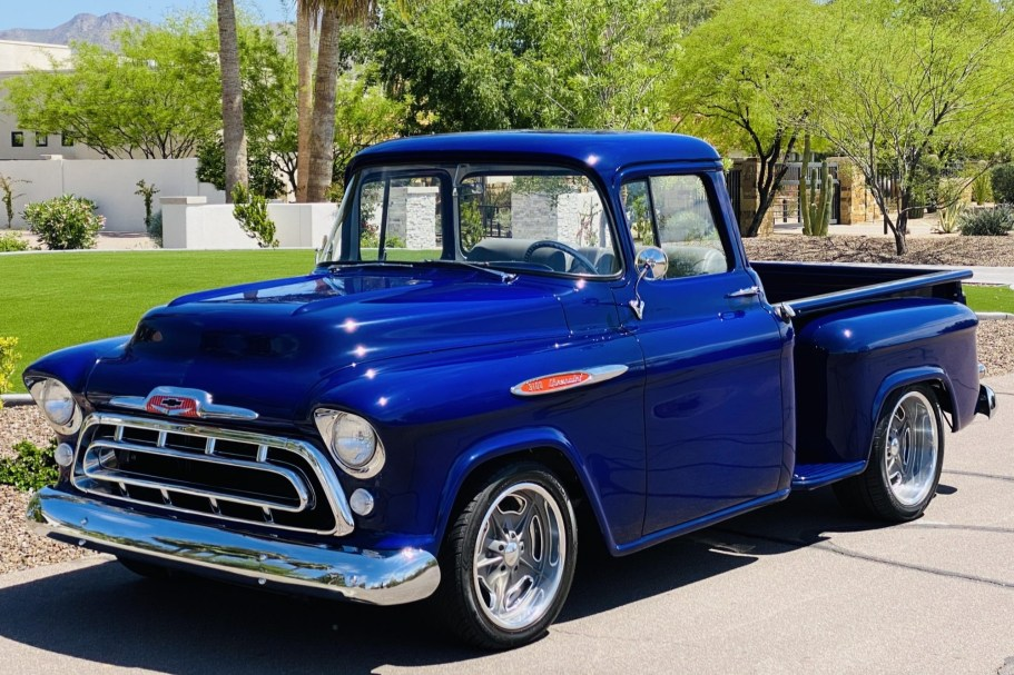 1957 Chevrolet 3100 Big Window Pickup
