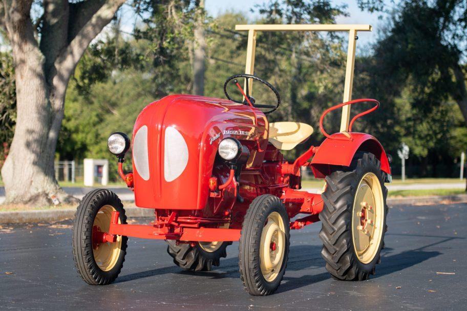 1961 Porsche Junior 108 Tractor