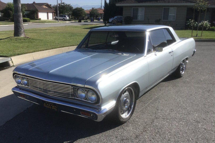 Modified 1964 Chevrolet Malibu SS 4-Speed