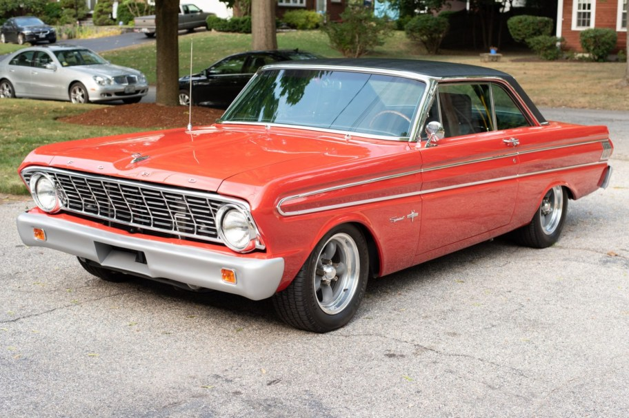 347-Powered 1964 Ford Falcon Sprint