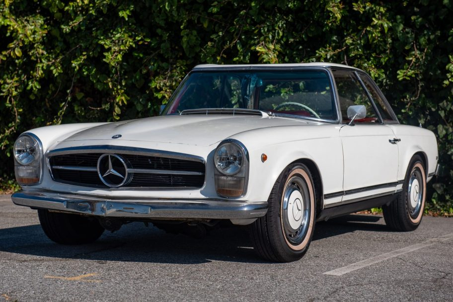 1964 Mercedes-Benz 230SL 5-Speed Electric Conversion