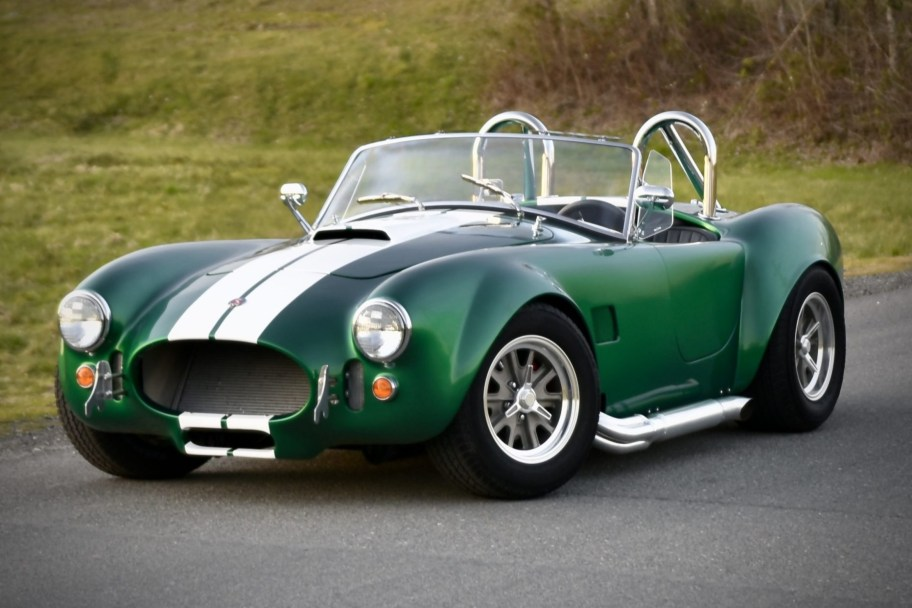 Factory Five Shelby Cobra Mk 3 Roadster