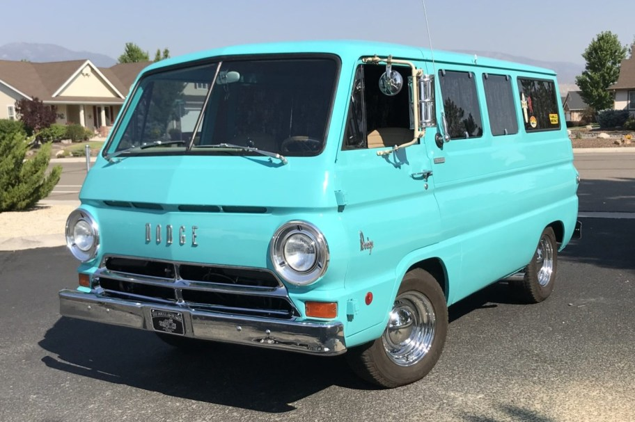Modified 1967 Dodge A100
