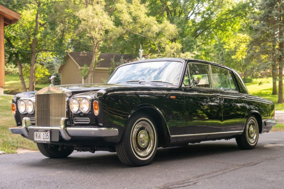 No Reserve: 1967 Rolls-Royce Silver Shadow