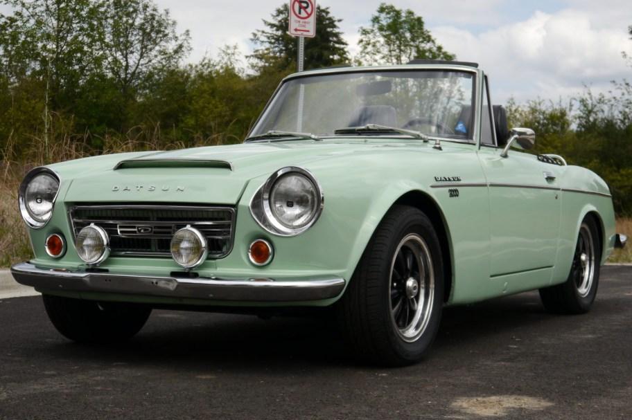 1968 Datsun 2000 Roadster