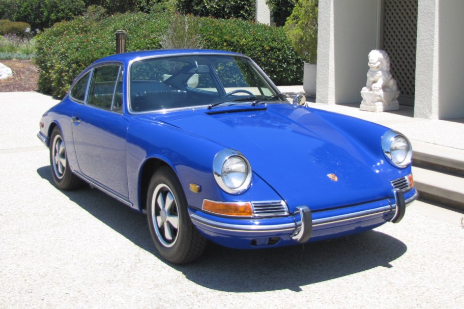 1968 Porsche 912 Coupe 5-Speed