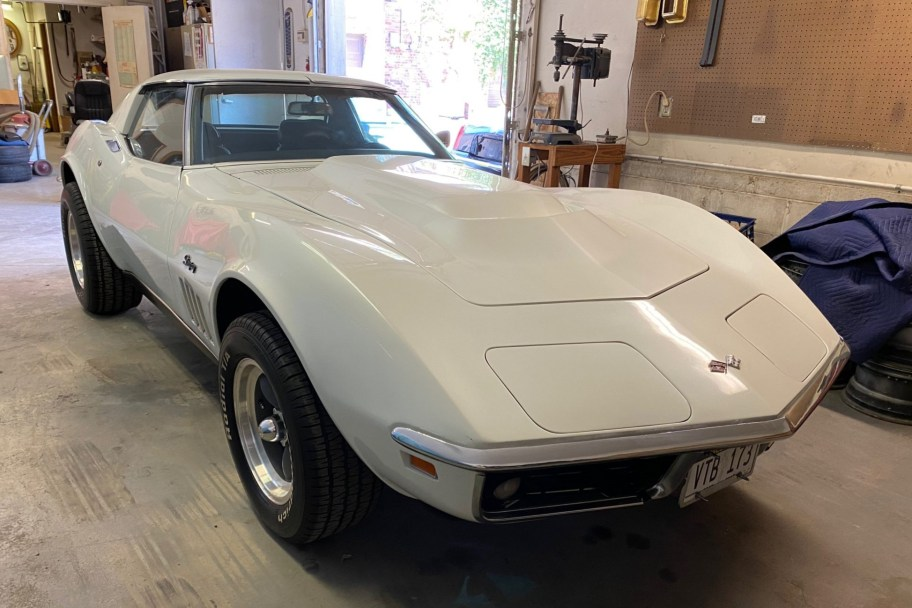 1969 Chevrolet Corvette 383ci 4-Speed