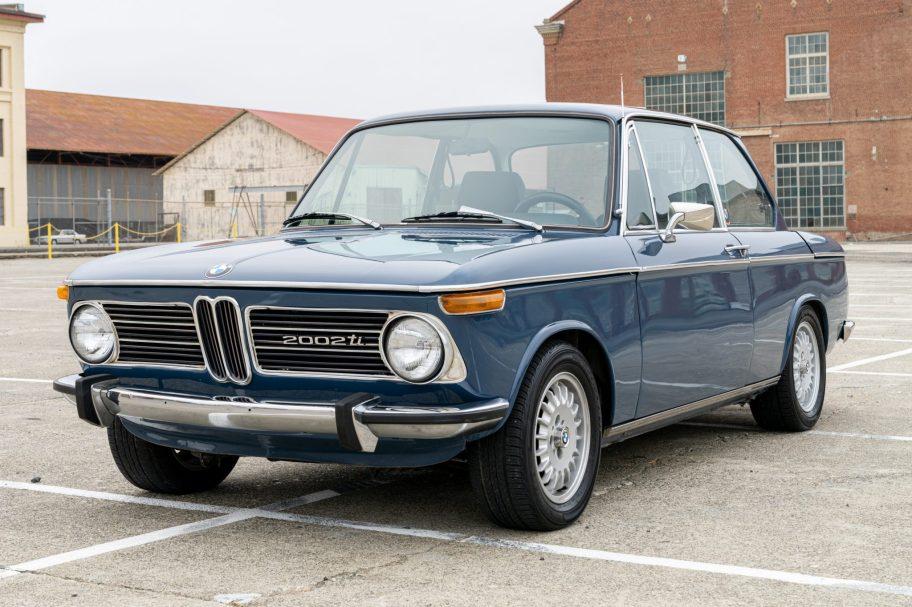 1971 BMW 2002 5-Speed