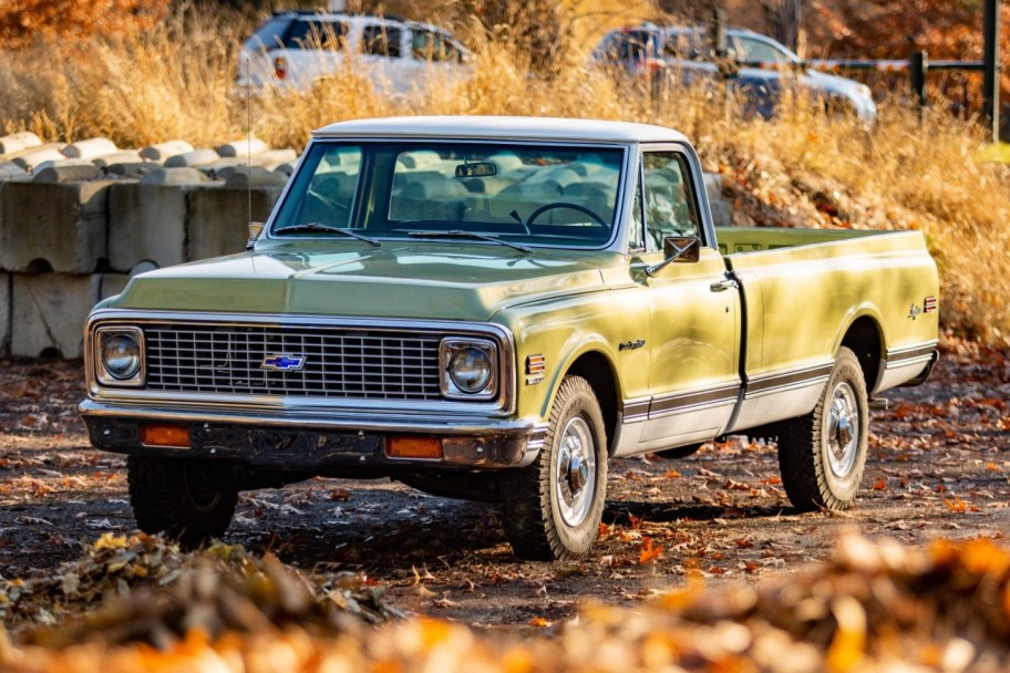 1971 Chevrolet C20 Longhorn Pickup