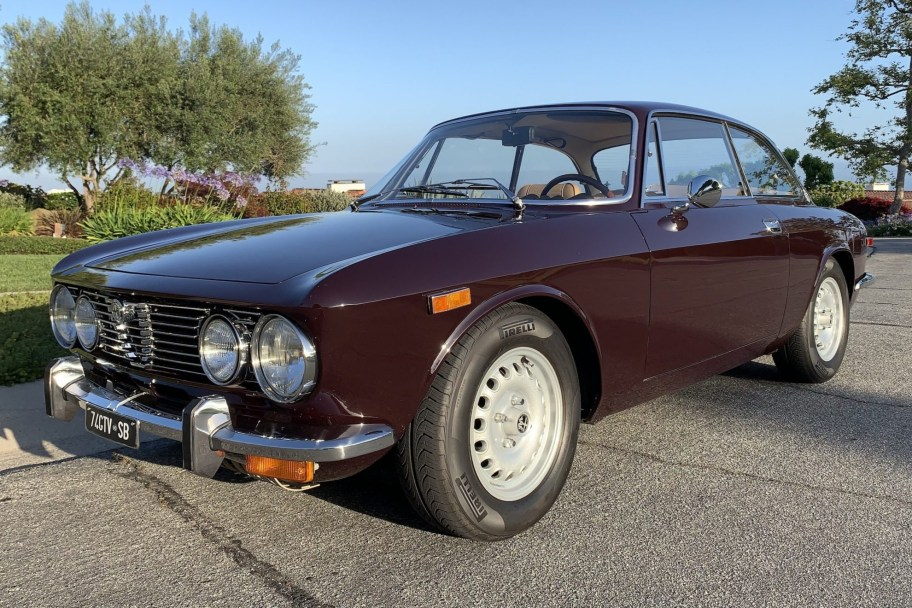 29-Years-Owned 1974 Alfa Romeo GTV 2000