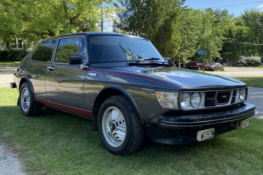 Original-Owner 1978 Saab 99 Turbo Project