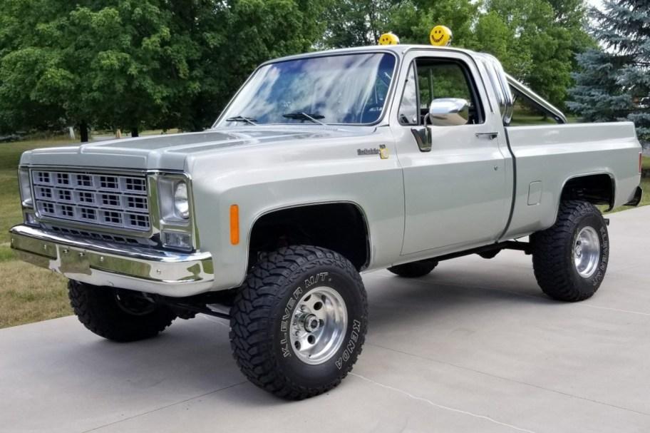 1979 Chevrolet K10 Scottsdale 4x4
