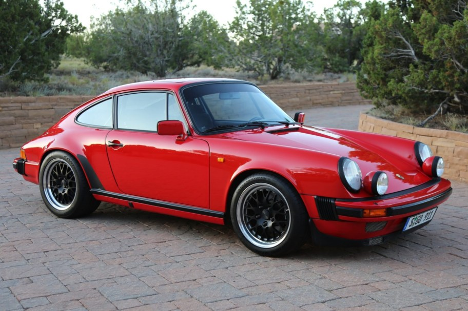 Modified 1981 Porsche 911SC Coupe