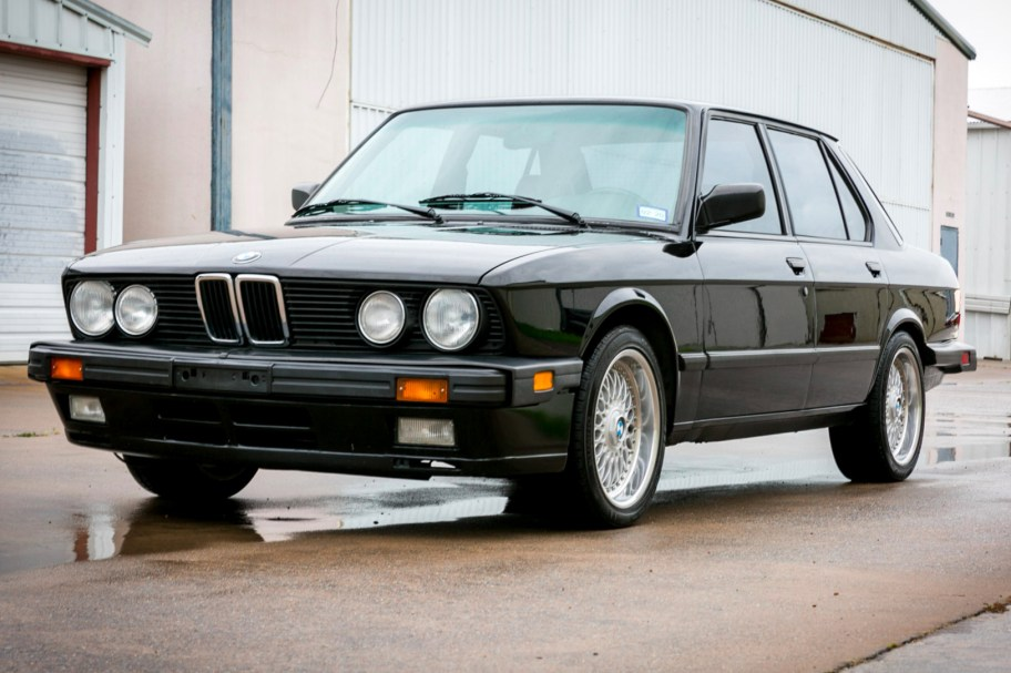 No Reserve: 1988 BMW 535is