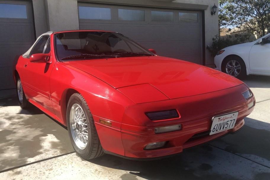 1990 Mazda RX-7 Convertible 5-Speed