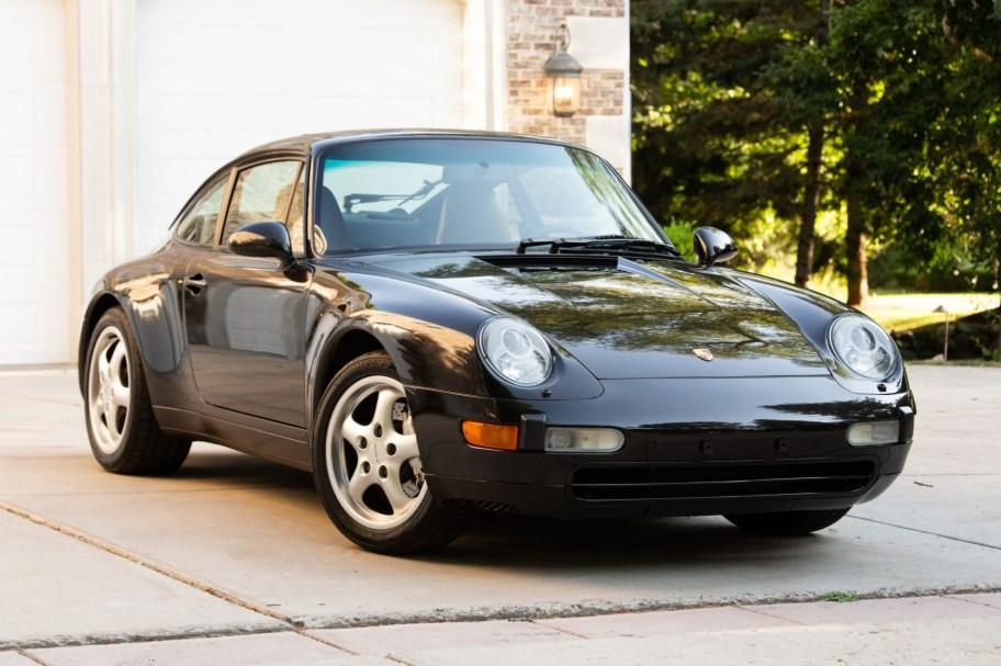 47k-Mile 1996 Porsche 911 Carrera 4 Coupe 6-Speed