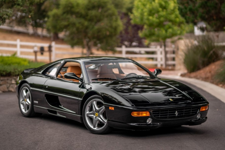 20-Years-Owned 1998 Ferrari F355 Berlinetta 6-Speed
