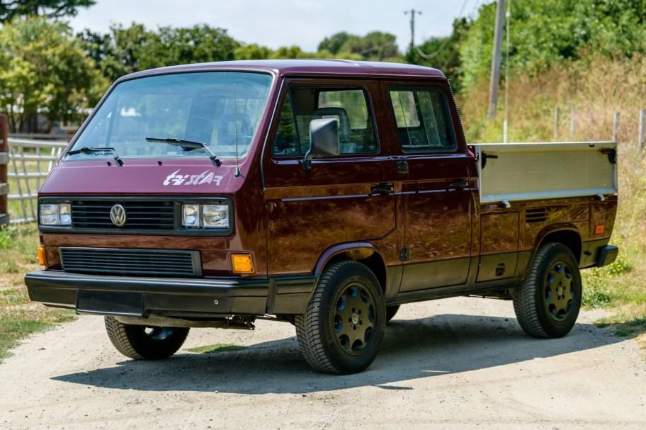 1989 Volkswagen Transporter TriStar