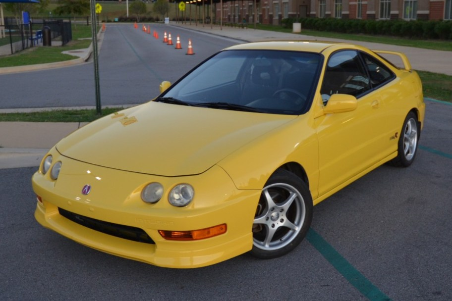 One-Family-Owned 2000 Acura Integra Type R