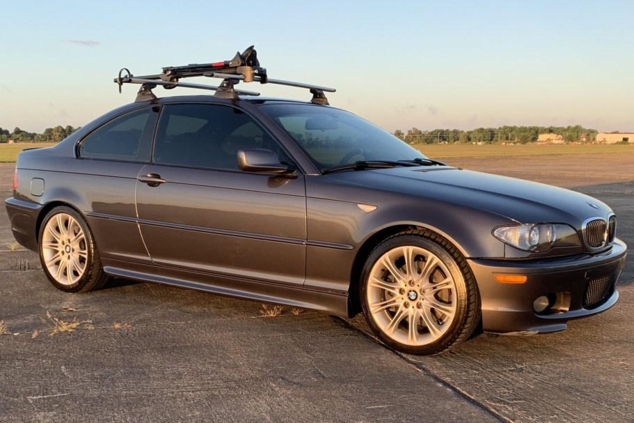 No Reserve: 2006 BMW 330Ci ZHP 6-Speed