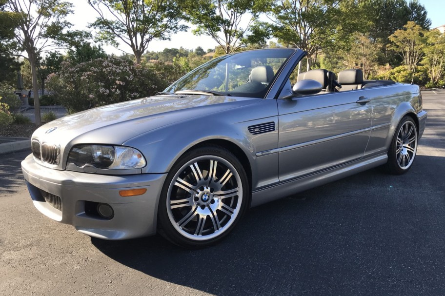 2006 BMW M3 Convertible 6-Speed