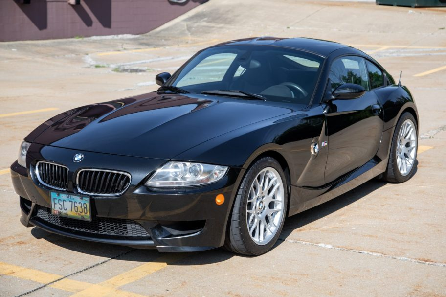 42k-Mile 2007 BMW Z4 M Coupe