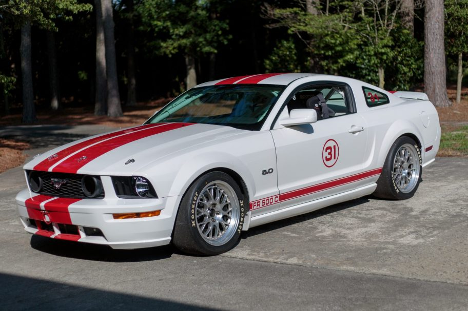 2007 Ford Mustang FR500C Race Car